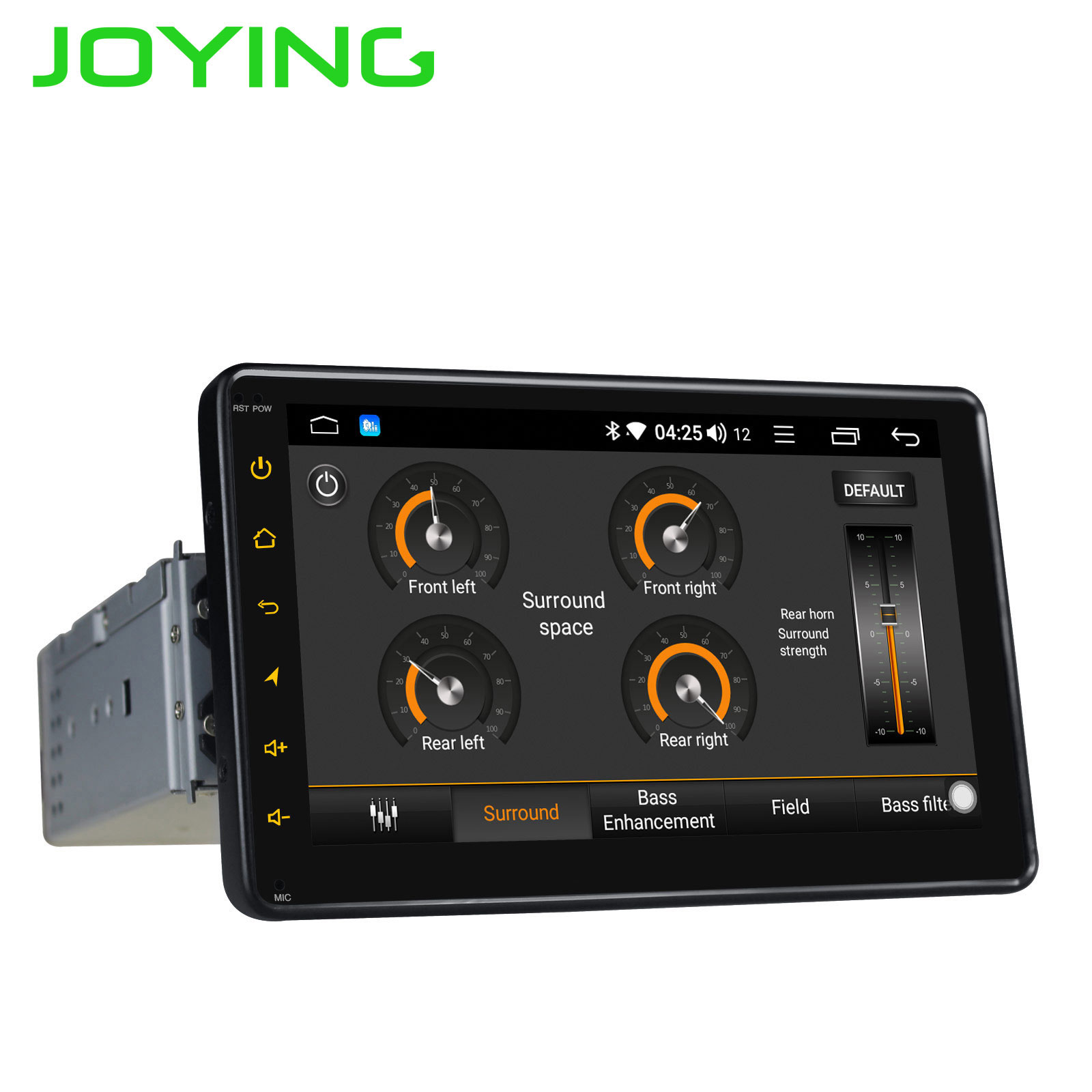 """Image 3 - 7"""" Head Unit Single Din Octa Core Android 8.1 Universal Car Radio Stereo Multimedia No DVD Player Built in 4G Module DSP Carplay-in Car Multimedia Player from Automobiles & Motorcycles"""