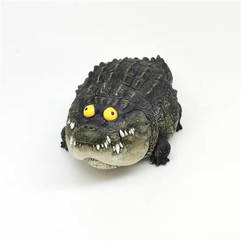 Genuine Emptiness Creation Crocodile Fat Resin Version Not Two Uncle