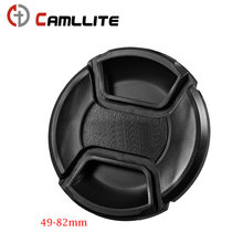 49 Mm 58 Mm 67 Mm 49 Mm 52 Mm 72 Mm 55 Mm 62 Mm Camera Lens Cap Holder cover Camera Len Cover Voor Canon Nikon Sony Olypums Fuji Lumix(China)