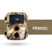 PR-600C Hunting Trail Camera 12MP 1080P Wildlife Scouting Cam Night Vision Waterproof Wildlife Scouting Trail For hunting