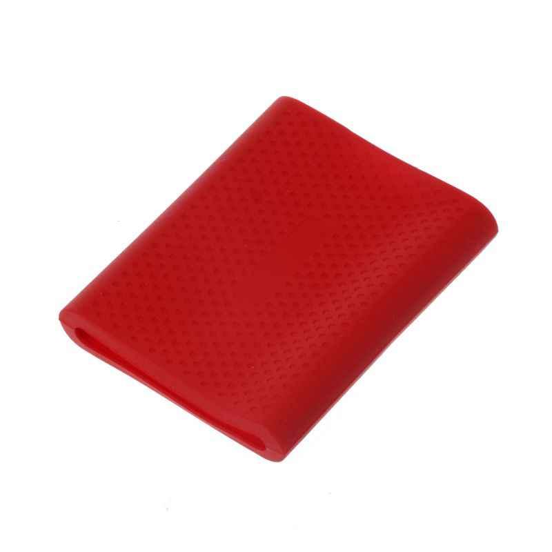 HDD Túi Trường Hợp Cứng Ổ Đĩa HDD Ốp Lưng Silicon Bảo Vệ Da Cho Samsung T5 SSD