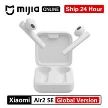 Xiaomi Air2 SE Drahtlose Bluetooth 5 Mi Wahre Kopfhörer 2 Grundlegende TWS AirDots Pro 2SE Headset Ohrhörer 20h Lange standby Touch Control