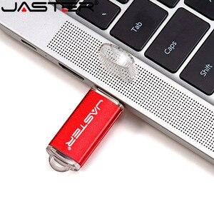 Image 5 - Memoria Usb 2,0 con logotipo personalizado, clip de Metal colorido, 8g/16g/32g/64g, de alta velocidad Usb Memoria, memorias Usb de regalo, más de 10 Uds.
