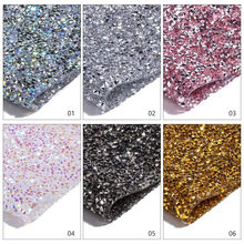 1 Pcs Foldable Nail Art Table Mat Pad Holographic Glitter Design Washable Beauty Care Salon Equipment Manicure Tools #c8(China)