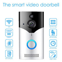 Doorbell Camera Motion-Detector-System Wifi Surveillance-Video Waterproof Home-Security