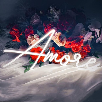 Amore Neon Sign