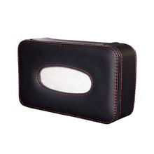Tissue-Box Napkin-Holder Hanging Car-Backseat Headrest Anti-Slip Easy-Installation Universal