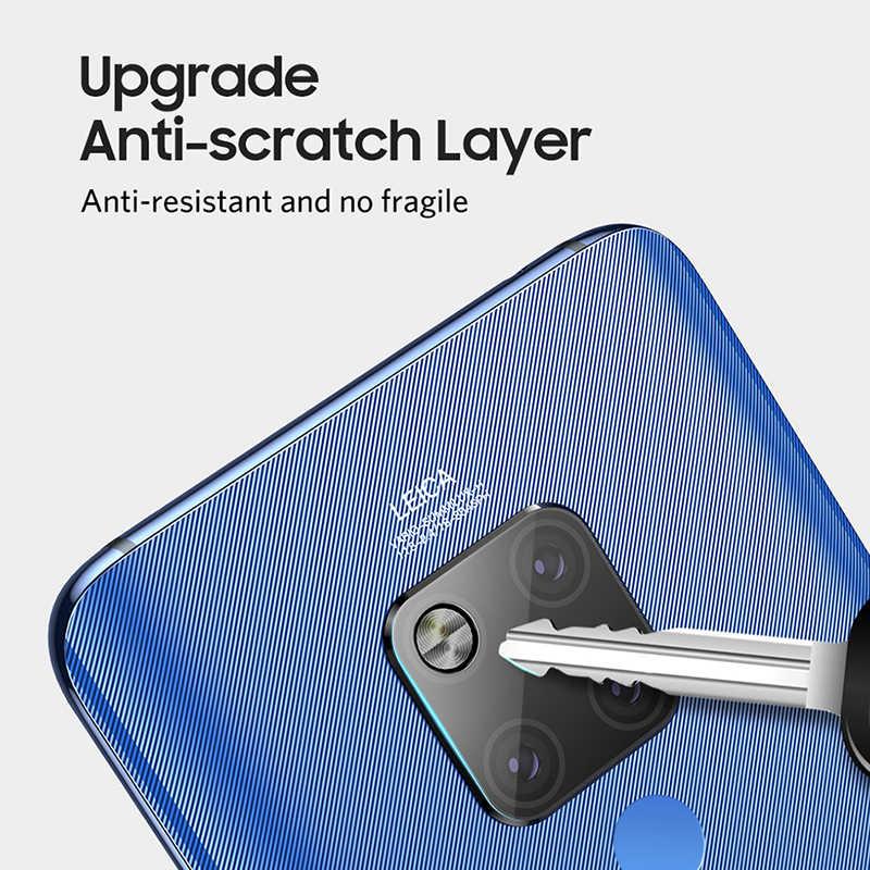 Benks 2PC KR verre trempé arrière objectif de caméra pour Huawei Mate 20 Pro 20X couverture protection d'écran 0.15mm Film de protection Ultra-mince