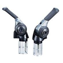 새로운 Microshift TT 바 엔드 11 속도 시프터 BS A11 MTB 시프터 도로 자전거 시프트 자전거 9/10/11 속도 Shimano 호환