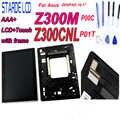 Nouveau LCD pour Asus Zenpad 10 Z300M P00C Z300CNL P01T LCD écran tactile numériseur assemblée avec cadre pièces de réparation