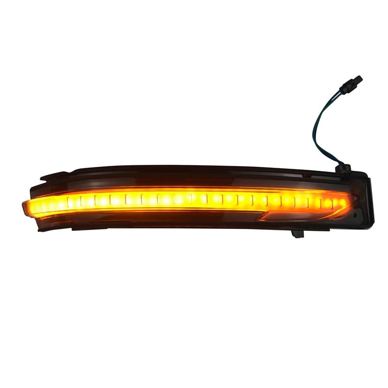ahumado J11 Murano Z52 Juke Navara NP300 Pathfinder Indicador LED din/ámico de espejo lateral Luces indicadoras de giro para N-issan Q-ashqai X-Trail T32