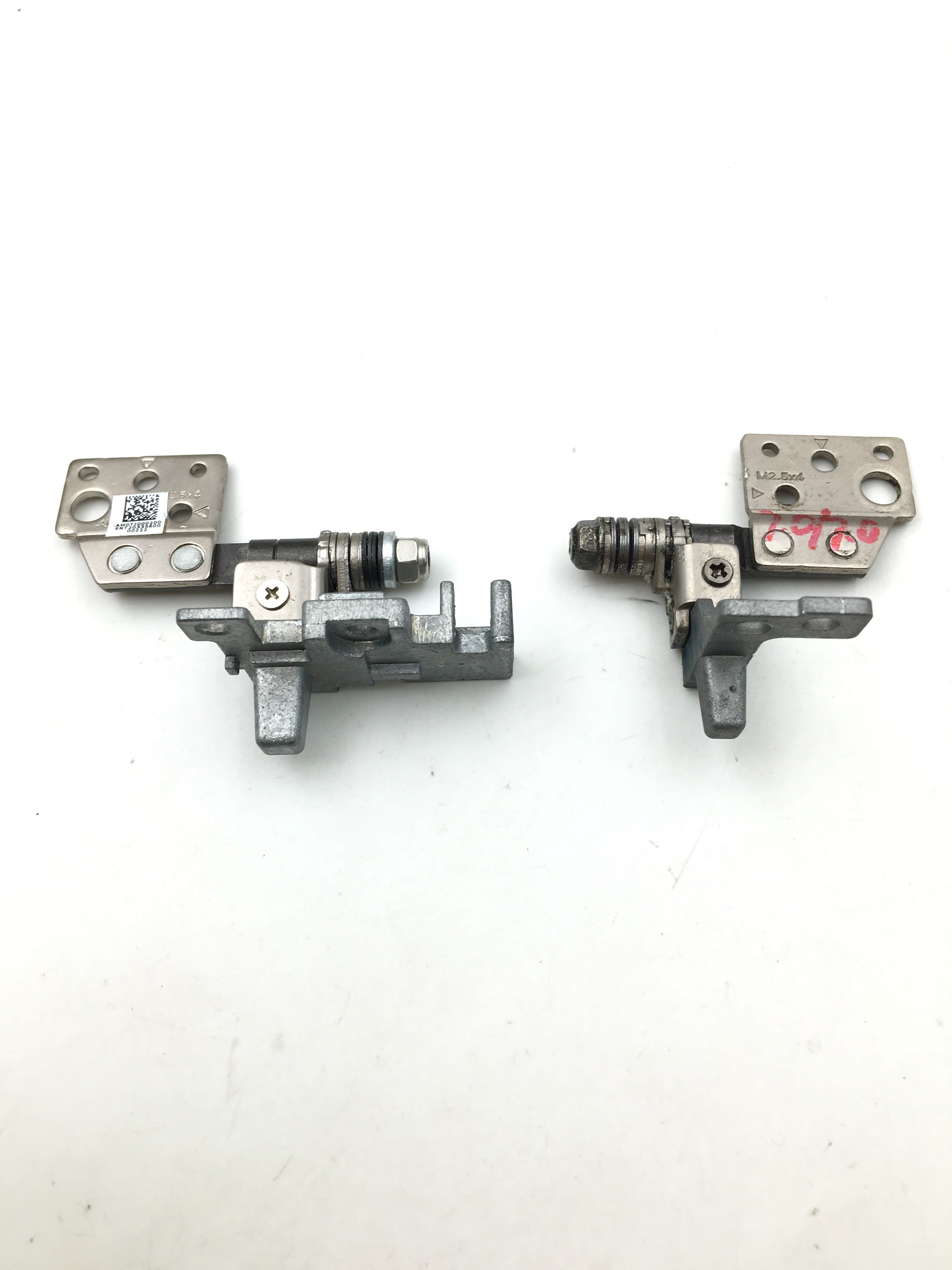 NEW hinges kit for HP zbook 15 Hinges Left and Right Set AM0TJ000200 AM0TJ000300