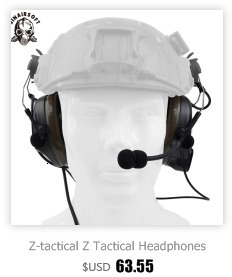 Sinairsoft z138 novo fone de ouvido plug