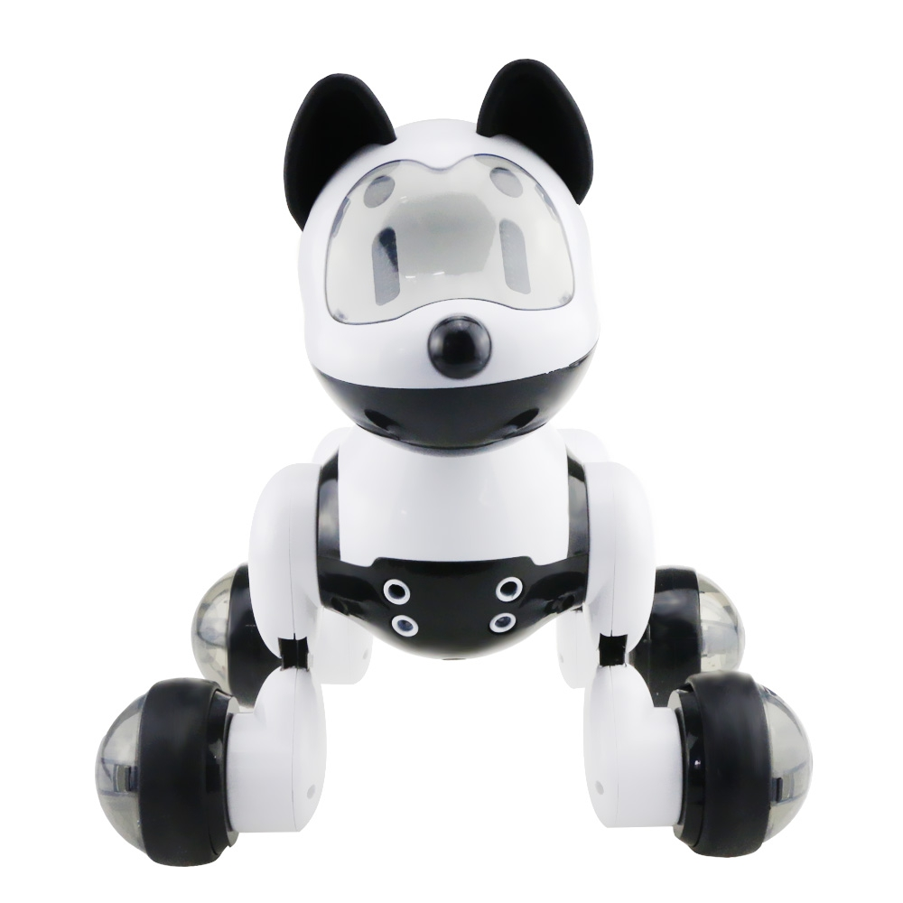 MG010 Voice Control Free Mode Sing Dance Smart Robot Dog Kids Toy Intelligent Talking Robot Dog Toy Electronic Pet Birthday Gift