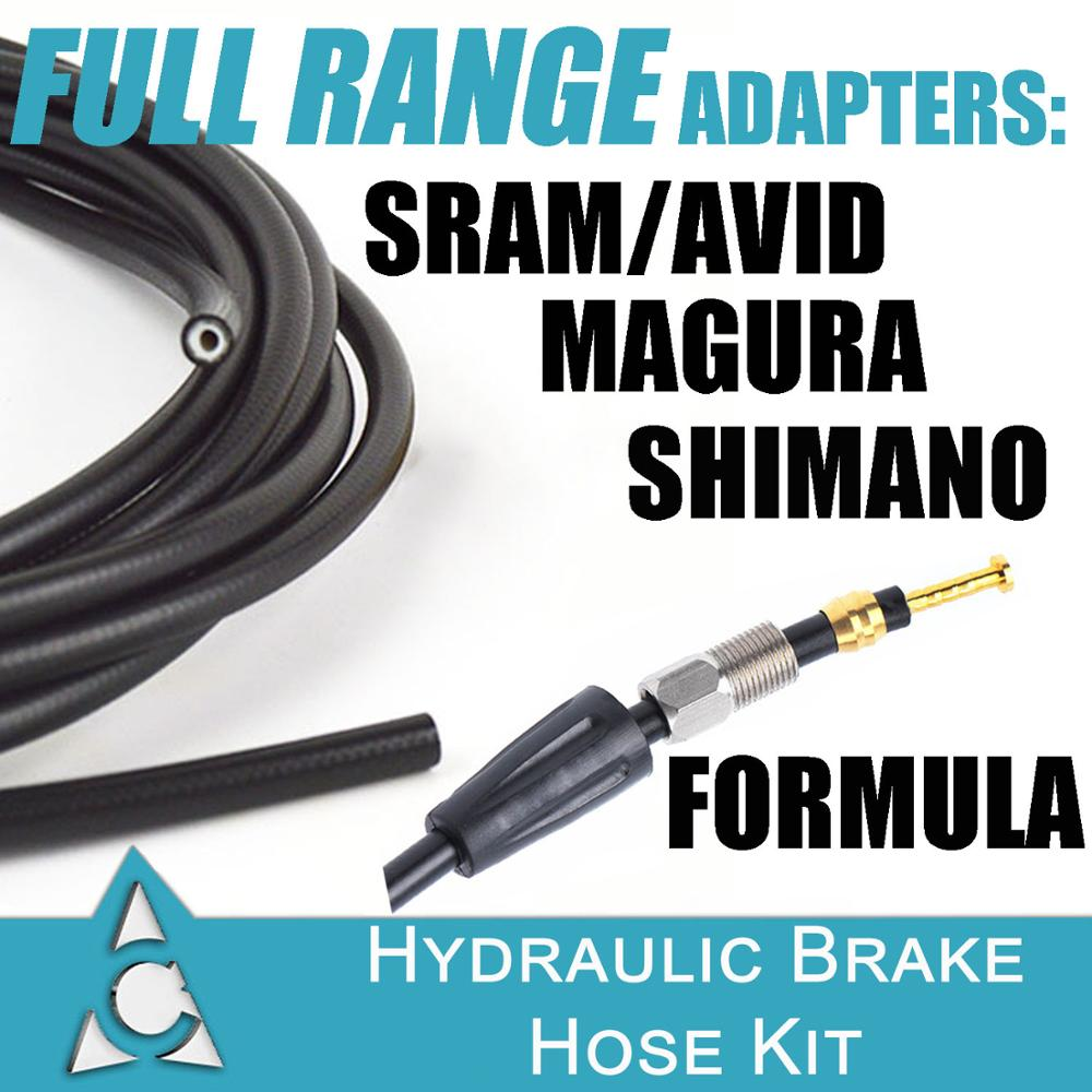 New Hydraulic Hose Adapters For Formula Olive Connecter Insert and BENJO set