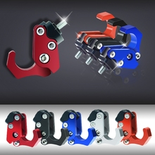Motorcycle Hook Luggage Helmet Hanger Street Bike Motorbike Accessories Universal For Motocross Scooters Scooter Carry Holder