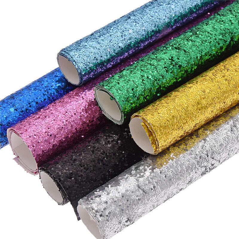 Vải Thiều Đời Long Lanh Giấy Thủ Công Sáng Bóng Trang Trí Thủ Công Giấy DIY Cardstock Dự Tiệc Cung Cấp