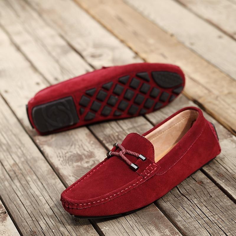 Men Summer Style Soft Moccasins Shoes cb5feb1b7314637725a2e7: Mrlin-0070-Blue|Mrlin-0070-Red|Mrlin-0070-Yellow