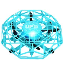 TL123 UFO Mini Drone Helicopter RC Quadcopter Sensing and Lights Indoor Toy Elec