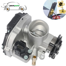 LETSBUY 408237130004Z New Electronic Throttle Body Fit For ASSENTO SKODA VOLKSWAGEN OEM 030133064F 408237130004