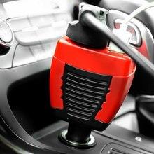 Aoshike 75w carregador de carro 2.1a usb inversor de potência do carro dc 12v ac 220v 50hz conversor carregador de carro para o telefone lighter tter mais leve