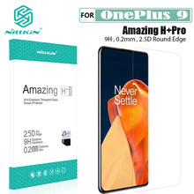 For OnePlus 9 9R Tempered Glass Nillkin H+PRO Glass Film 2.5D 9H 0.2mm Anti Explosion Screen Protector For OnePlus9 One Plus 9