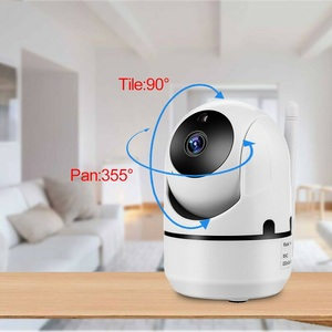 Image 2 - Wdskivi Auto Track 1080P Ip Camera P2P Nas Rtsp Onvif Surveillance Security Monitor Wifi Draadloze Mini Cctv Indoor Camera YCC365