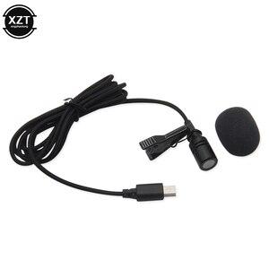 Мини-камера USB микрофон с отворотом DV Lavalier Mic Портативный внешний стерео-микрофон для экшн-камеры Gopro Hero 3 3 + 4