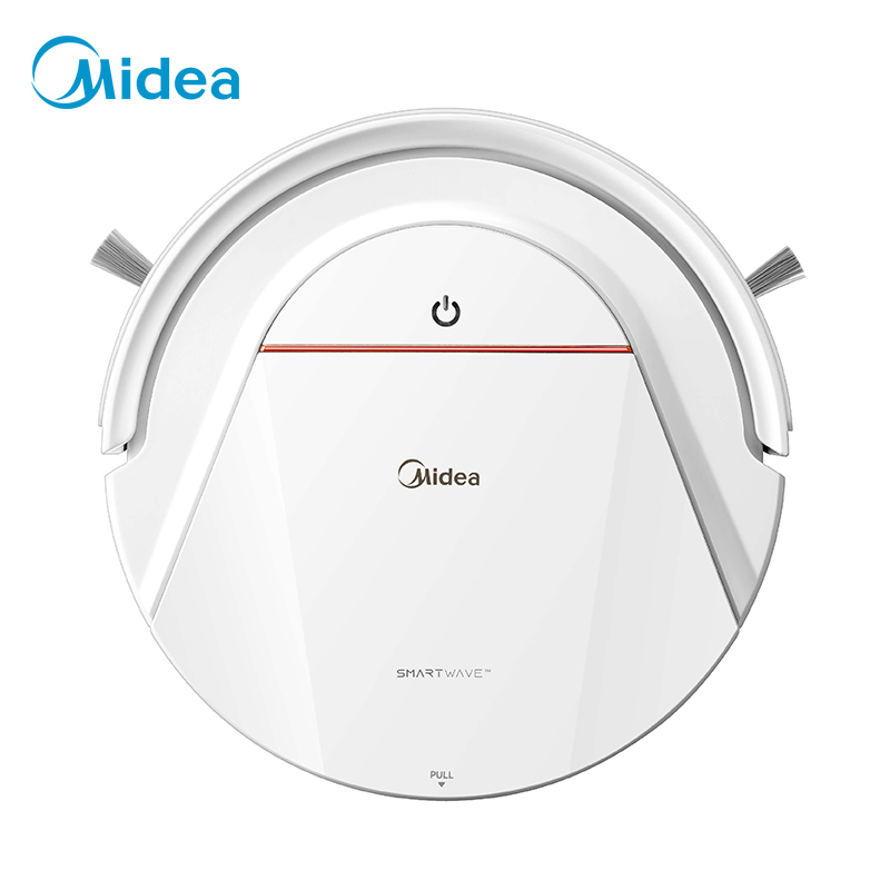 Wireless Smart robot vacuum cleaner Washing Mop for home for dry and wet cleaning function Shipping from Russia Appliances Midea