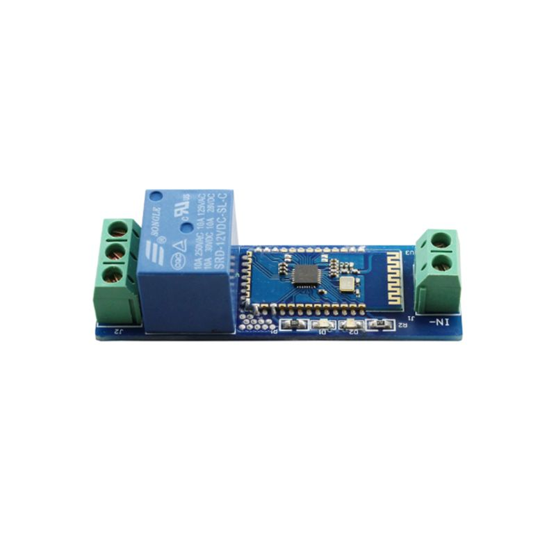 Relay Internet Bluetooth Module Smart Remote Control Mobile Phone Switch DC12V Wireless Relay Module Component