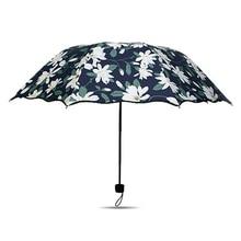 Folding Umbrella for Women Brand Travel Anti-UV Windproof Rain Parasol Pocket Umbrellas quality folding umbrella for women brand travel anti uv windproof female umbrella lace embroidery modish sun lady umbrellas