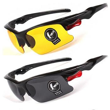 1 sztuk jazdy Anti-Glare spolaryzowane okulary gogle okulary noktowizyjne sterowniki gogle wyposażenie wnętrza przekładnie ochronne tanie i dobre opinie CN (pochodzenie) Antyrefleksyjne Polaryzacja Anty-uv Pyłoszczelna Ochrona przed promieniowaniem 99 Percentage Unisex Fashion Driving Outdoor