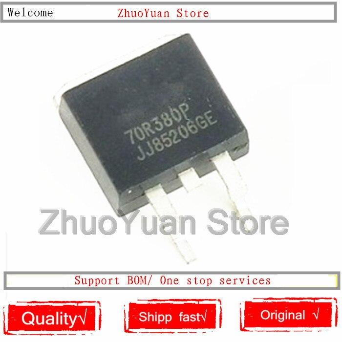 1PCS/lot  100% New Original 70R380P MME70R380P TO-263 750V 11A New Original IC Chip