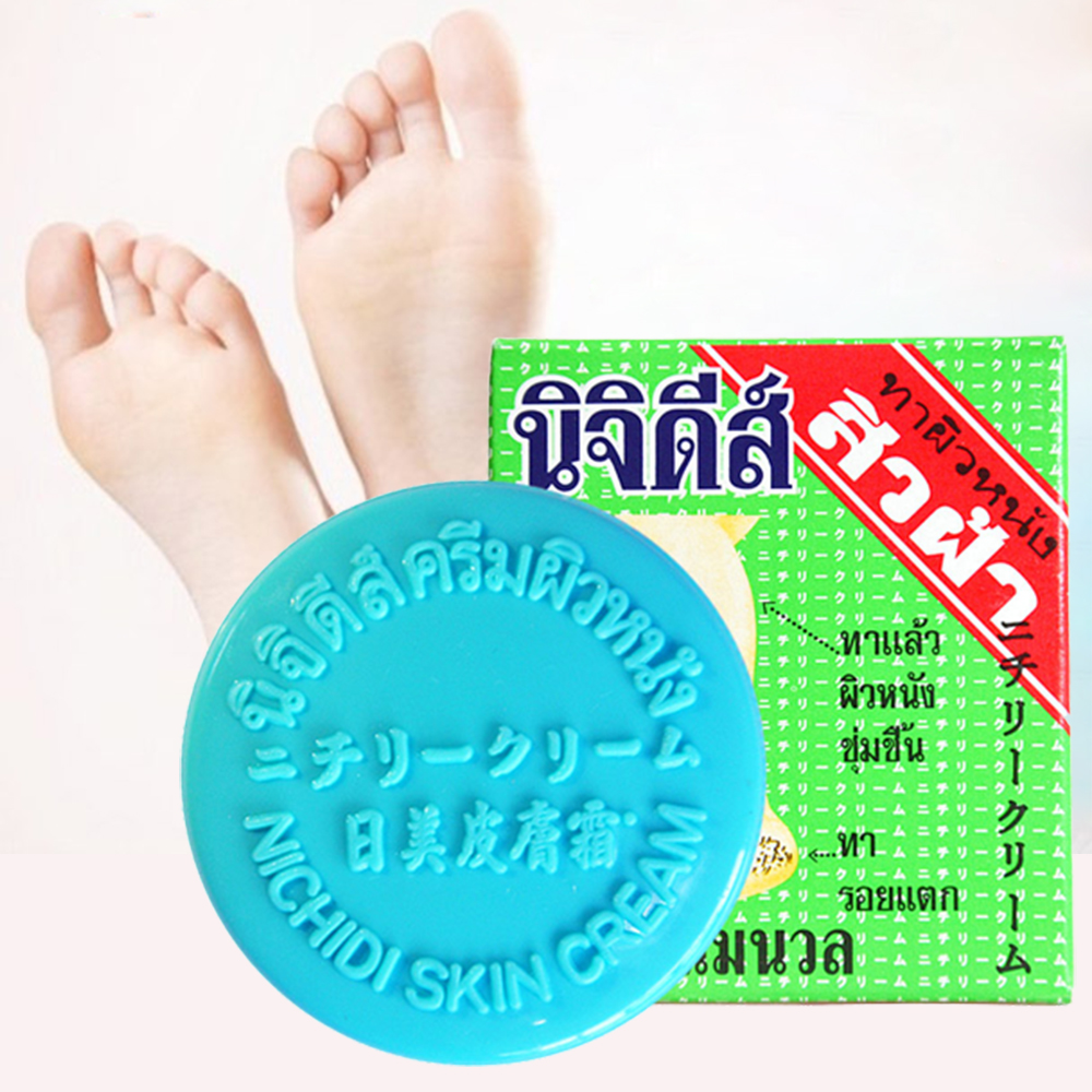 Thailand 100% Original Powerful Hand Foot Crack Cream Heel Chapped Peeling Foot And Hand Repair Anti Dry Crack Skin