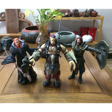 World Of Periphery Hand Do Model Warcraft Durotan Medivh Lothar Dude Toys Goods Of Furniture For Display Rather For Use marvel universe hero pa change peter jackson s king wolf joint diy do model doll goods of for display rather for toys gift