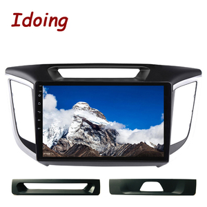 "Image 4 - Idoing 10.2""Car Android Radio Multimedia Player For Hyundai Creta IX25 ix25 2014 4G+64G Octa Core GPS Navigation no 2din dvd"