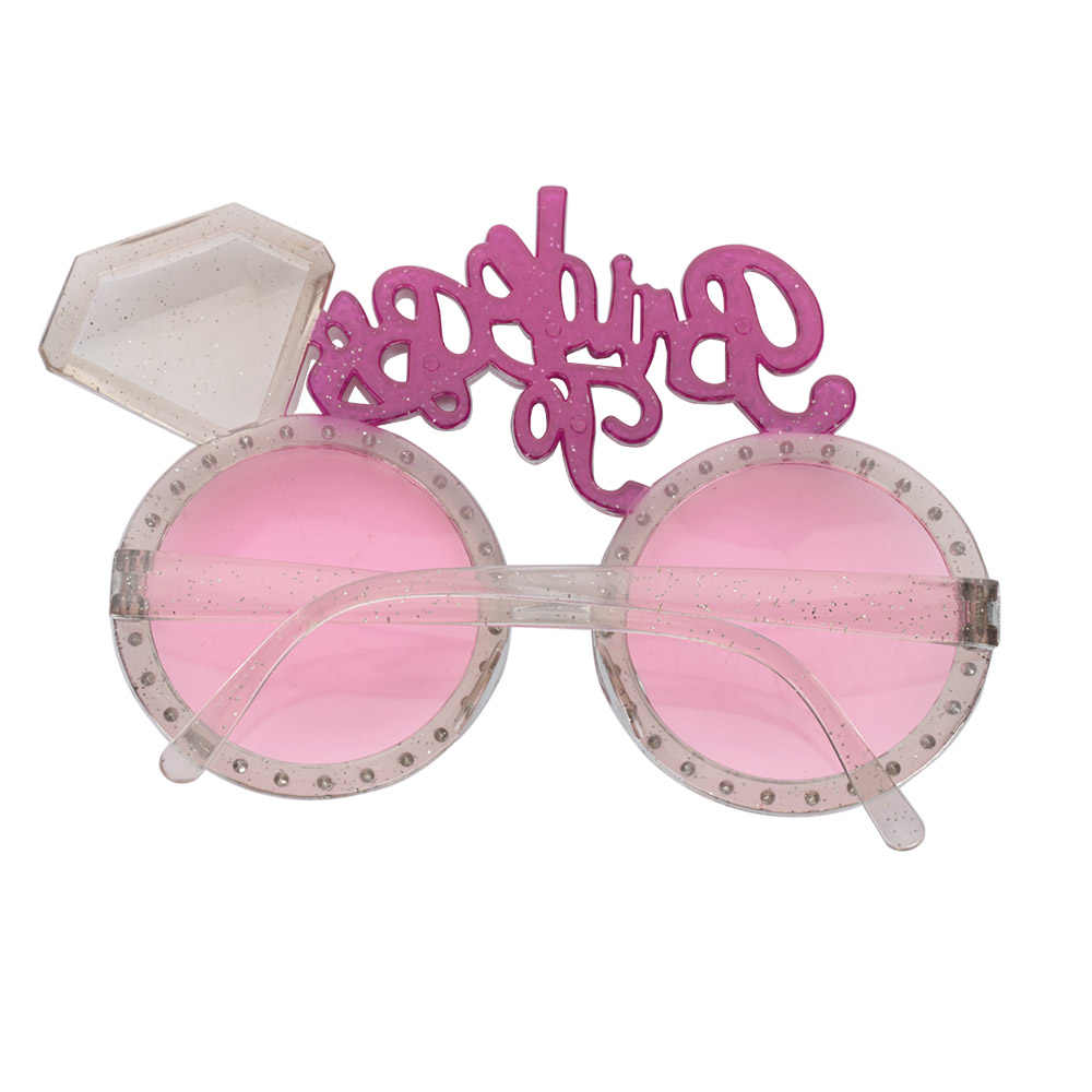 Pink Sunglasses Bride To Be Wedding Decoration Hen Party Bridal Shower Favors