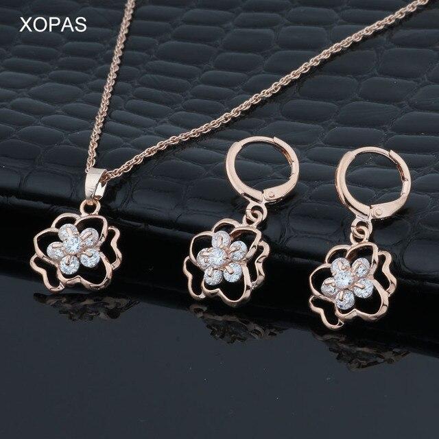 XOPAS 585 Rose GoldColor...