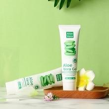 Aloe Vera Gel (60g) Cold-pressed Ultra Hydrating Skin Soothing Aloe Gel For Face Body After-Sun Care Aloe Gel недорого