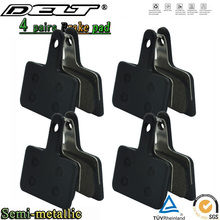 4 Pair Bicycle Disc Brake Pad For SHIMANO Orion / Auriga Pro M375 M395 486 485 475 446 515 445 525 Semi - Metallic Accessories