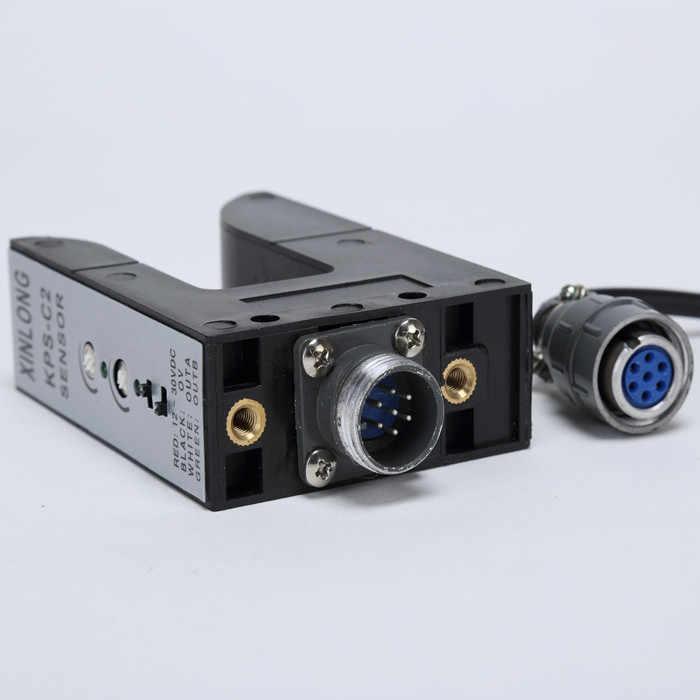 Тип слота KPS-C2 коррекция отклонения сенсор PS-C2 фотоэлектрический детектор края ZPS-2B с противоположным краем u-образный фотоэлектрический switc