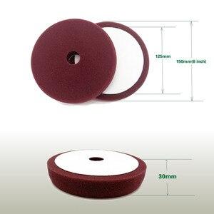 Image 3 - Almohadilla de pulido para pulidor DA, 6 pulgadas, 150mm