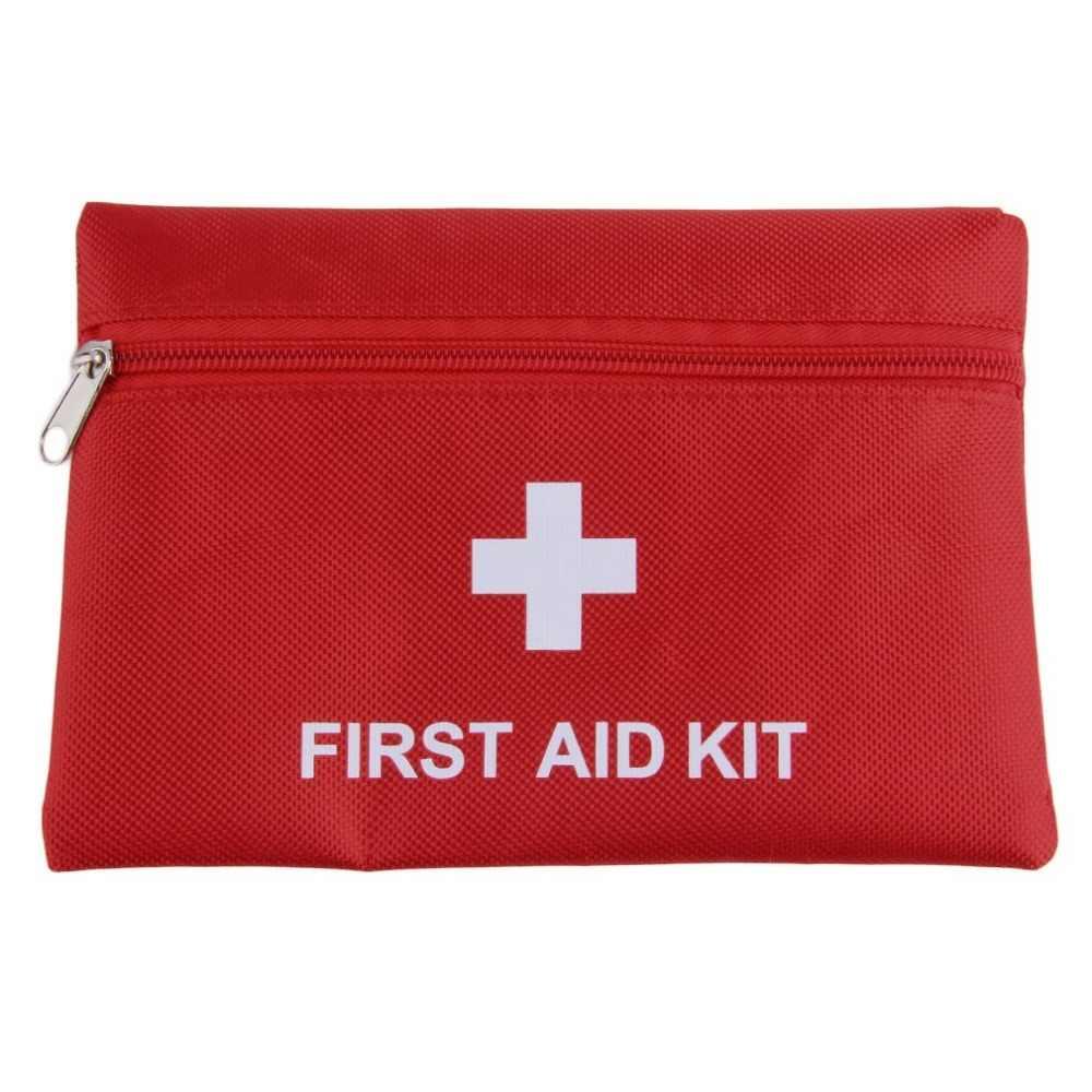 1.4L נייד חירום ערכת העזרה הראשונה פאוץ תיק נסיעות ספורט הצלת טיפול רפואי חיצוני ציד קמפינג העזרה הראשונה ערכת חם
