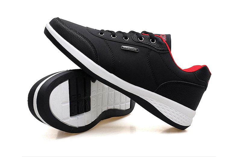 H73c832eb9f48484e92d49ab56475b361i OZERSK Men Sneakers Fashion Men Casual Shoes Leather Breathable Man Shoes Lightweight Male Shoes Adult Tenis Zapatos Krasovki