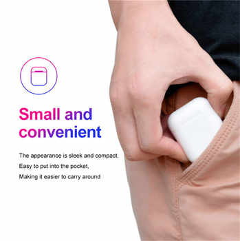 i11 TWS Wireless Headphones Mini Bluetooth 5.0 Earphones Touch Control Stereo Earbuds Headset for xiaomi huawei Smart Phone