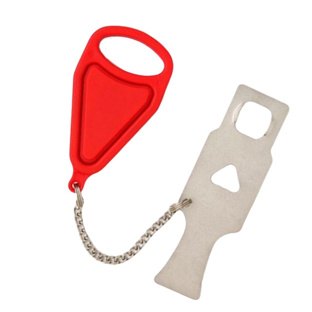 Portable Hotel Door Lock Locks Self Defense Door Stop Travel Travel Accommodation Door Stopper Door Lock
