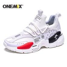 ONEMIX Hot Sale New Men Sneakers Breathable Mesh Comfort Running Shoes Men Dampi