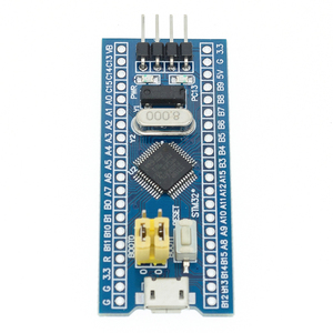Image 5 - 10PCS Original STM32F103C8T6 ARM STM32 Minimum System Development Board Module ST Link V2 Mini STM8 Simulator Download