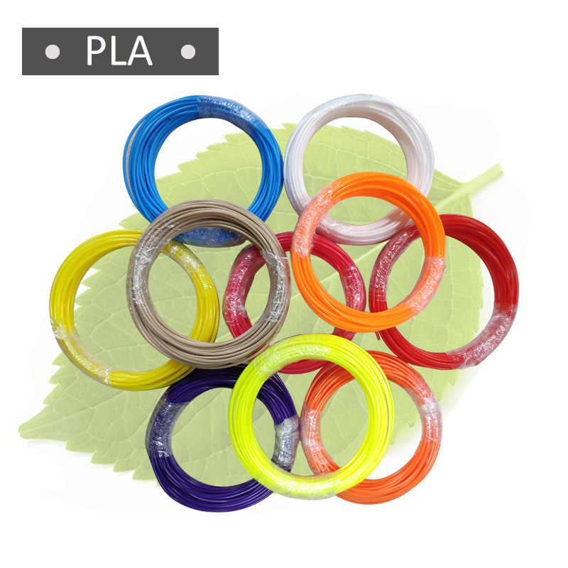 ระเหิด PLA ABS 3D เครื่องพิมพ์ GLOW In The Dark พลาสติก 1.75 มม.impresora resina สำหรับปากกา ABS A filamento ราคาถูก