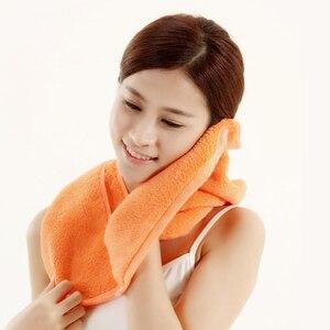 Image 5 - Nowy XIAOMI MIJIA ZSH ręcznik kwadratowy z serii młodzieżowej w 100% bawełna wody silne antybakteryjne chłonne dziecko dorosłych do mycia twarzy